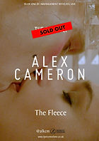 Alex Cameron - The Fleece - Bristol - Jack Ladder - Sold Out - 1% of One