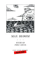 Max Bloom - Yuck - Bristol - Cafe Kino - Icehead - Post Louis