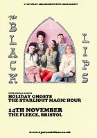 Black Lips - Holiday Ghosts - The Starlighth Magic Hour - The Fleece - Bristol - 1% of One