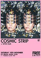 Cosmic Strip - Hy Brasil - Bristol