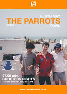 The Parrots - Bristol - Crofters Rights