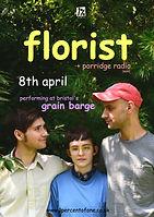 Florist + Porridge Radio - Grain Barge - Bristol