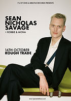 Sean Nicholas Savage - Robbie & Mona - Rough Trade - Bristol - 1% of One