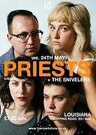 Priests - Bristol - Louisiana
