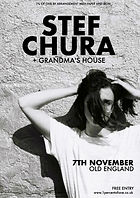 Stef Chura - Grandma's House - Old England - Bristol - 1% of One