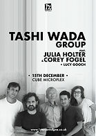 Tashi Wad Group ft. Julia Holter + Corey Fogel - Cube Microplex - Bristol