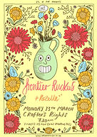 Frontier Ruckus + Rozelle - Crofters Rights - Bristol