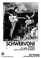 Schwervon + Bob Nastanovich - London - Victoria