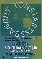 TONSTARTSSBANDHT - Bristol - Southbank Club