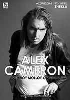 Alex Cameron - Thekla - Bristol