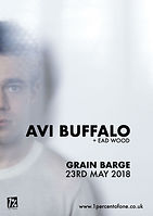Avi Buffalo - Grain Barge - Bristol