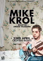 Mike Krol - Crofters Rights - Dogeyed - Archie Valentine - 1% of One