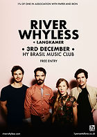 River Whyless - Hy Brasil - Bristol - 2018