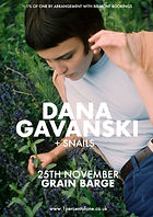 Dana Gavanski - Grain Barge - Snails - Bristol - 1% of One