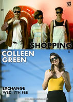 Shopping + Colleen Green - Exchange - Bristol