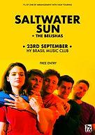 Saltwater Sun - Hy Brasil - Bristol
