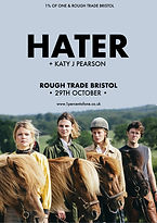 Hater - Bristol - Rough Trade