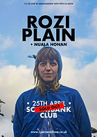 Rozi Plain - Bristol - Southbank Club - Nuala Honan - 1% of One - SOLD OUT