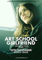 Art School Girlfriend - Rough Trade - Kiki - Swallow Cave - Bristol - 1% of One