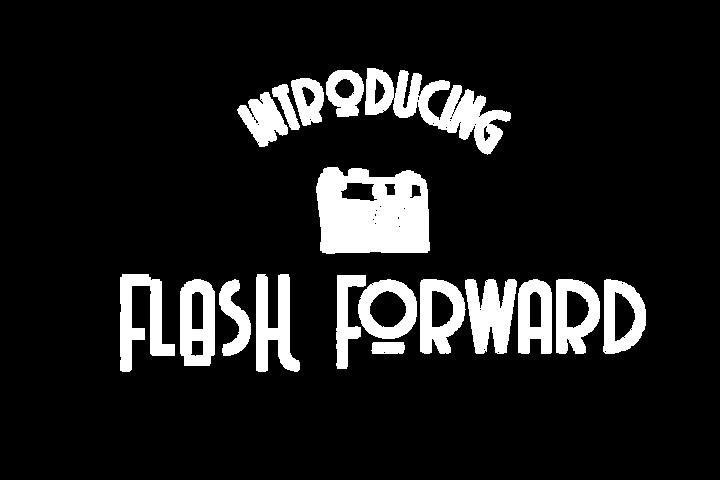 Introducing Flash Forward_White Transpar