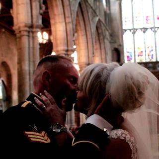 Beverley wedding