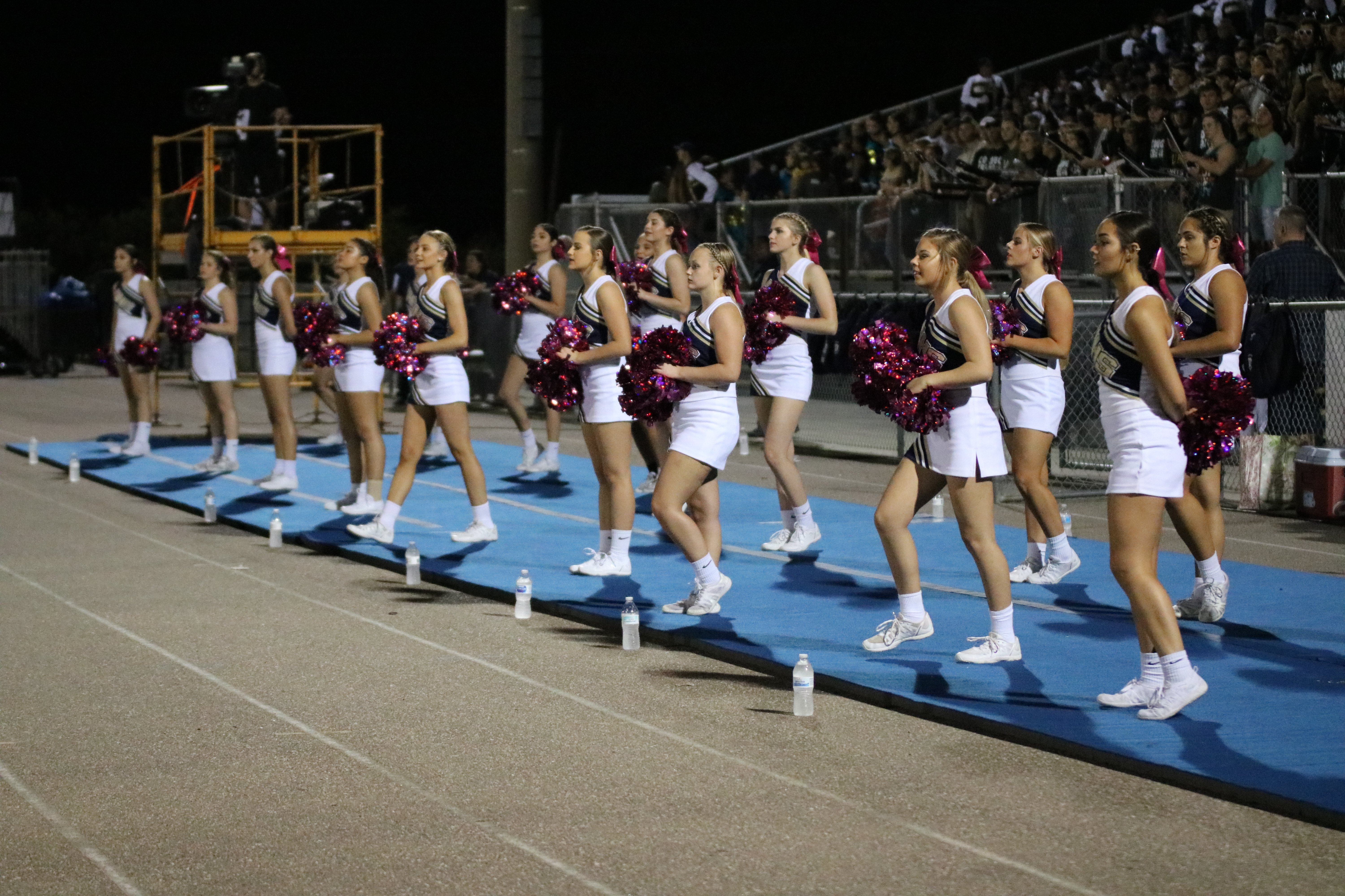DHS Cheerleaders