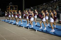 DHS Cheerleaders