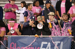 DHS Student Section