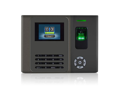 Reloj marcador de huella digital y tarjeta de proximidad GRANDING GT200 ID