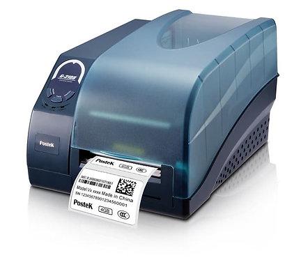 Impresora de etiquetas auto adhesivas POSTEK G-2108