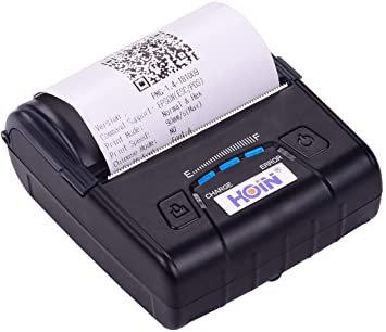 Impresora termica portatil 80mm