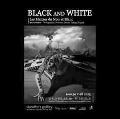 Les Maîtres du Noir et Blanc