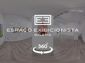 Enjoy this ride: Espaço Exibicionista Gallery 360º virtual tour