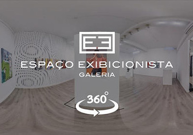 Enjoy this ride: Espaço Exibicionista Gallery 360º virtual tour