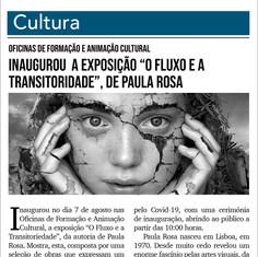 O FLUXO E A TRANSITORIEDADE