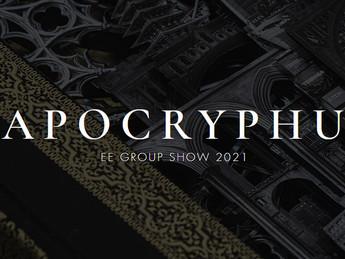 Apocryphu group show 2021