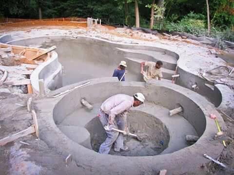 Pool & Hot tub installation