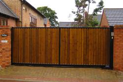 Gate Installation
