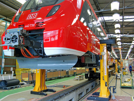 Lifting Jacks for Railway Vehicles