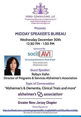 December midday speakers bureau flyer 20