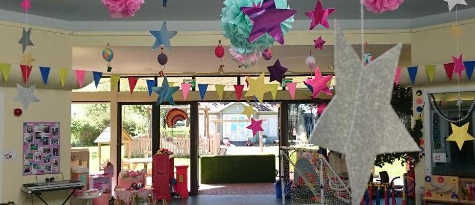 ddca's main play area