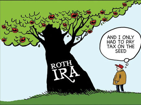 Everyone Should Open a Roth IRA if Qualified