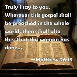 Matthew 26-13