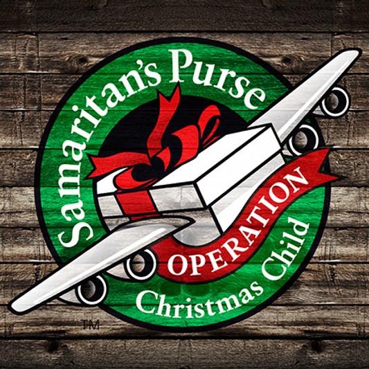 Operation Christmas Child Drop-off