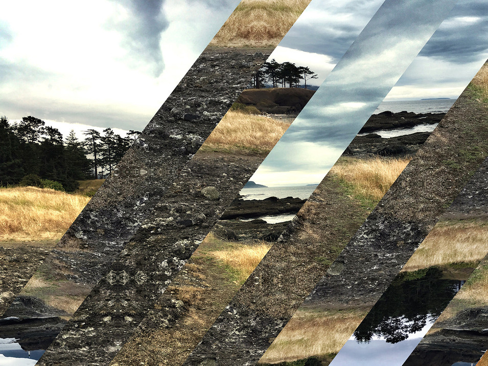Fragmented Landscapes #2