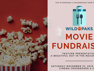 See a free movie and make a donation!