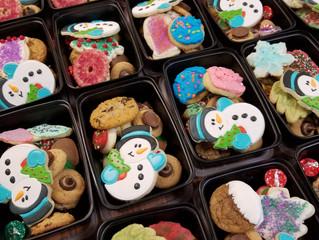 Christmas cookies galore!