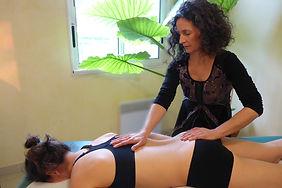 douleur dos fasciathérapie