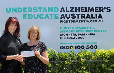 Alzheimers Australia and Tai Chi Centre