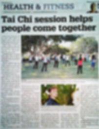 World Tai Chi Day